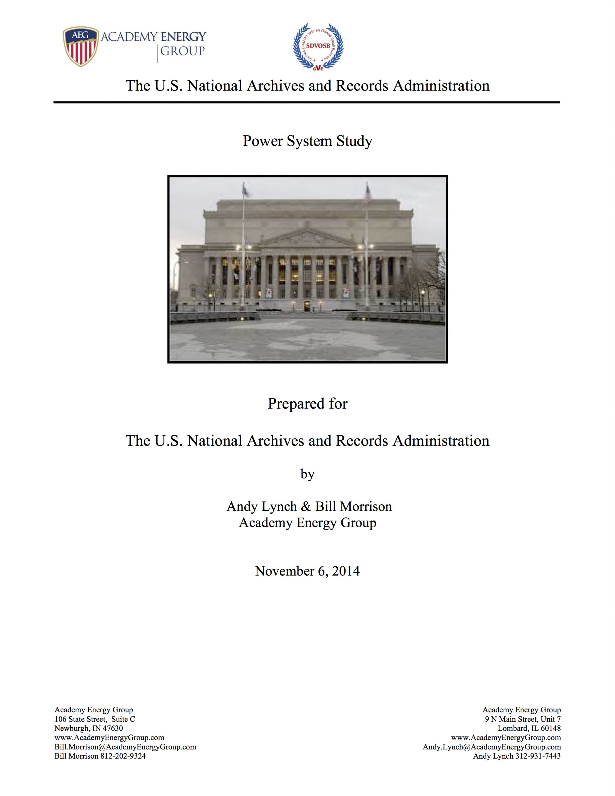 National Archives Scaled