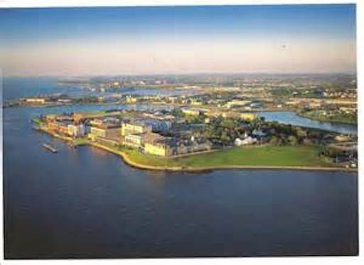 US Navy Naval Station Newport MACC